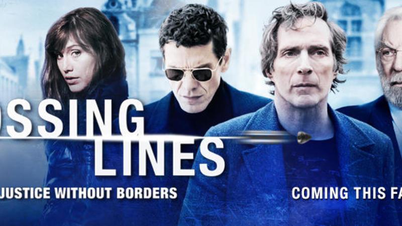 Crossing Lines, Pravda bez granica | Ovu jesen na AXN-u